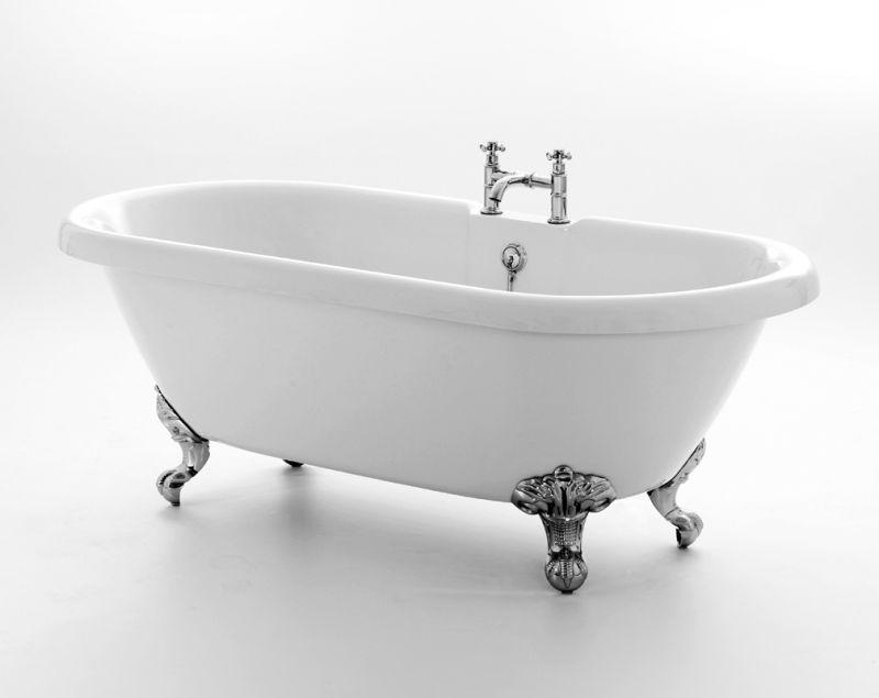 Kensington Acrylic Englische Badewanne Freistehende Badewanne