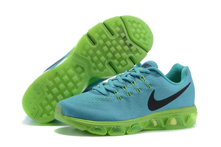 the latest e9e4c 7c651 Mens Nike Air Max Tailwind 8 Blue Green