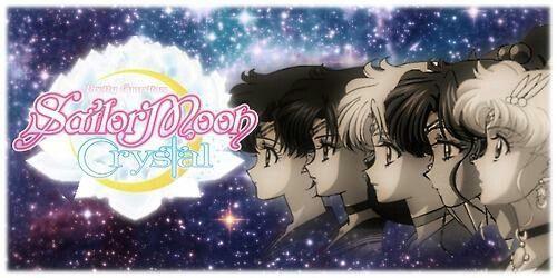 New Sailor Moon Anime