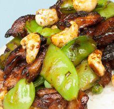 Recipes/Dinner/Orange-Cashew-Chicken | Zone Diet | Home of Anti-Inflammatory Nutrition