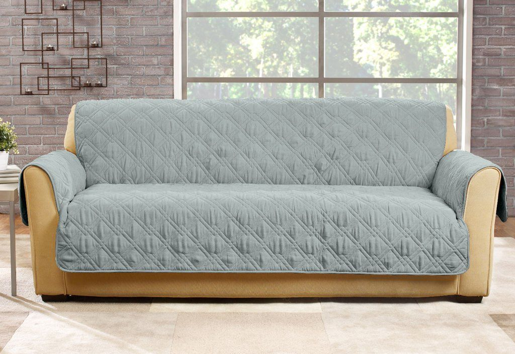 Microfiber Pet Sofa Quilted Furniture, Pet Covers For Furniture