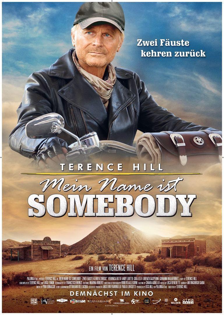 Mein Name Ist Somebody Cover Jpg 769 1080 Terence Hill Filme Schauspieler Innen