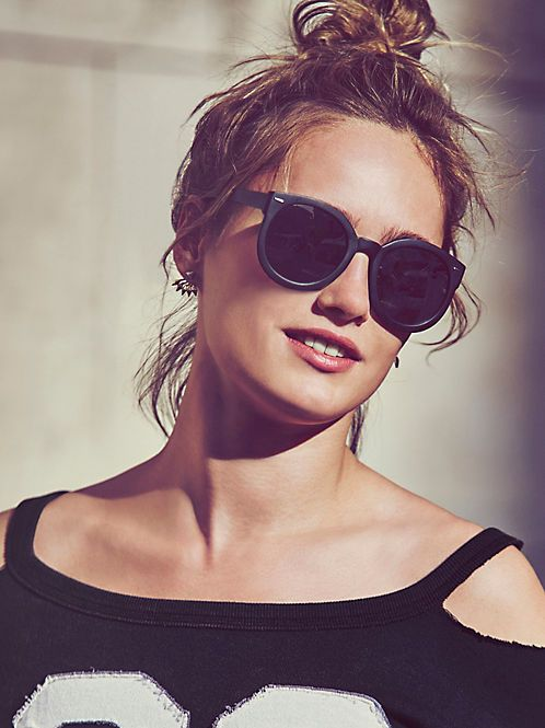 Free People Kensington Sunglass at Free People Clothing Boutique