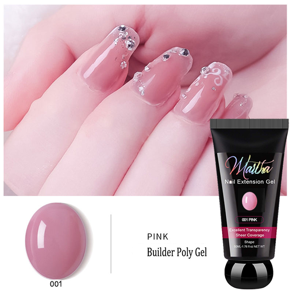 Limited Time Promotion Martha Poly Nail Gel Kit Top 5 000 Enjoy Special Price In 2020 Nail Extensions Gel Nail Extensions Gel Nails