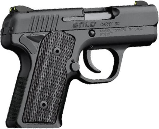 Kimber Solo Carry DC Pistol 9mm 3.5 Barrel Ambi Safety Matte Black Finish 6 Rd Find our speedloader now! http://www.amazon.com/shops/raeind