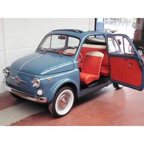 fiat 500 d avec porte suicide voitures haute marne italian cars pinterest. Black Bedroom Furniture Sets. Home Design Ideas
