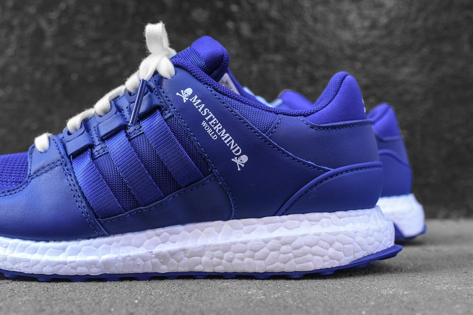 low priced caa48 2c1e5 adidas Originals x Mastermind World EQT Ultra - Mystery Ink