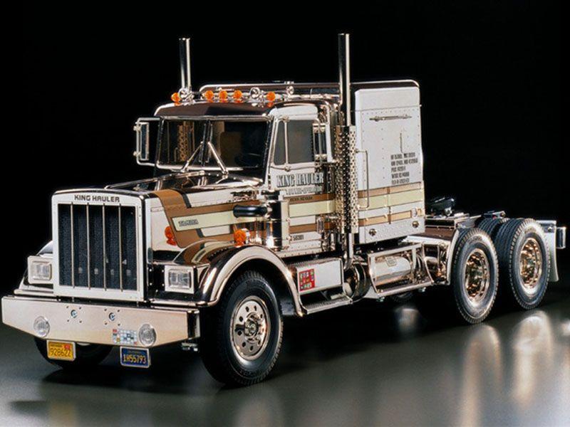 tamiya trucks - Google Search | Rc Trucks | Pinterest | Semi trucks