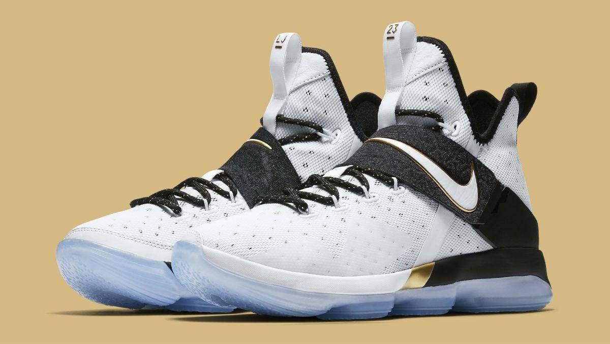 feee4ddf0b382a Баскетбольные кроссовки Nike LeBron 14