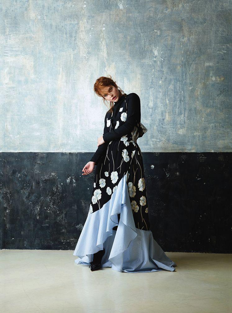 barbara palvin by david vasiljevic for glamour germany march 2015