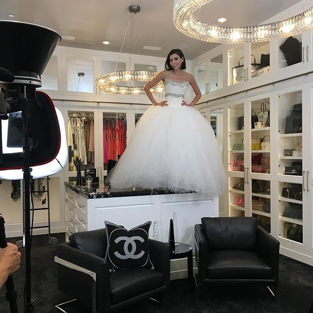 Image result for heather dubrow closets Celebrity