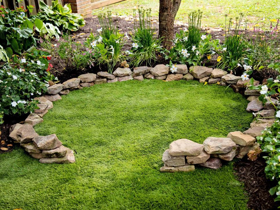 How To Create A Magical Backyard Fairy Ring Hgtv Magical Garden Spiritual Garden Backyard Garden