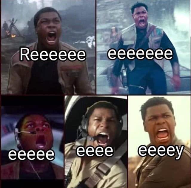 Pin By Snips On Shenanakins In 2020 Star Wars Humor Star Wars Fandom Star Wars Trilogy