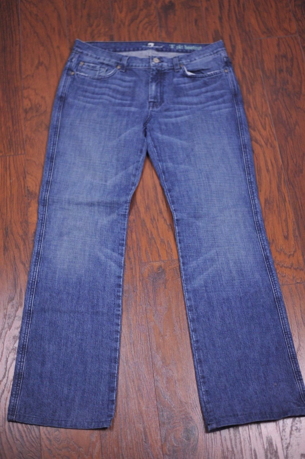 7 FOR ALL MANKIND A Pocket Bootcut Jeans Men's 33x32 [t75]