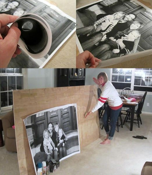 Get Oversized B W Prints On The Cheap At Staples Home Decor Hacks Home Diy Engineer Prints