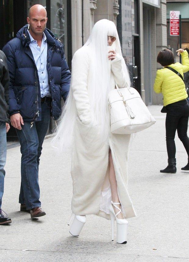Lady Gaga X17 (Foto: X17/Agência)