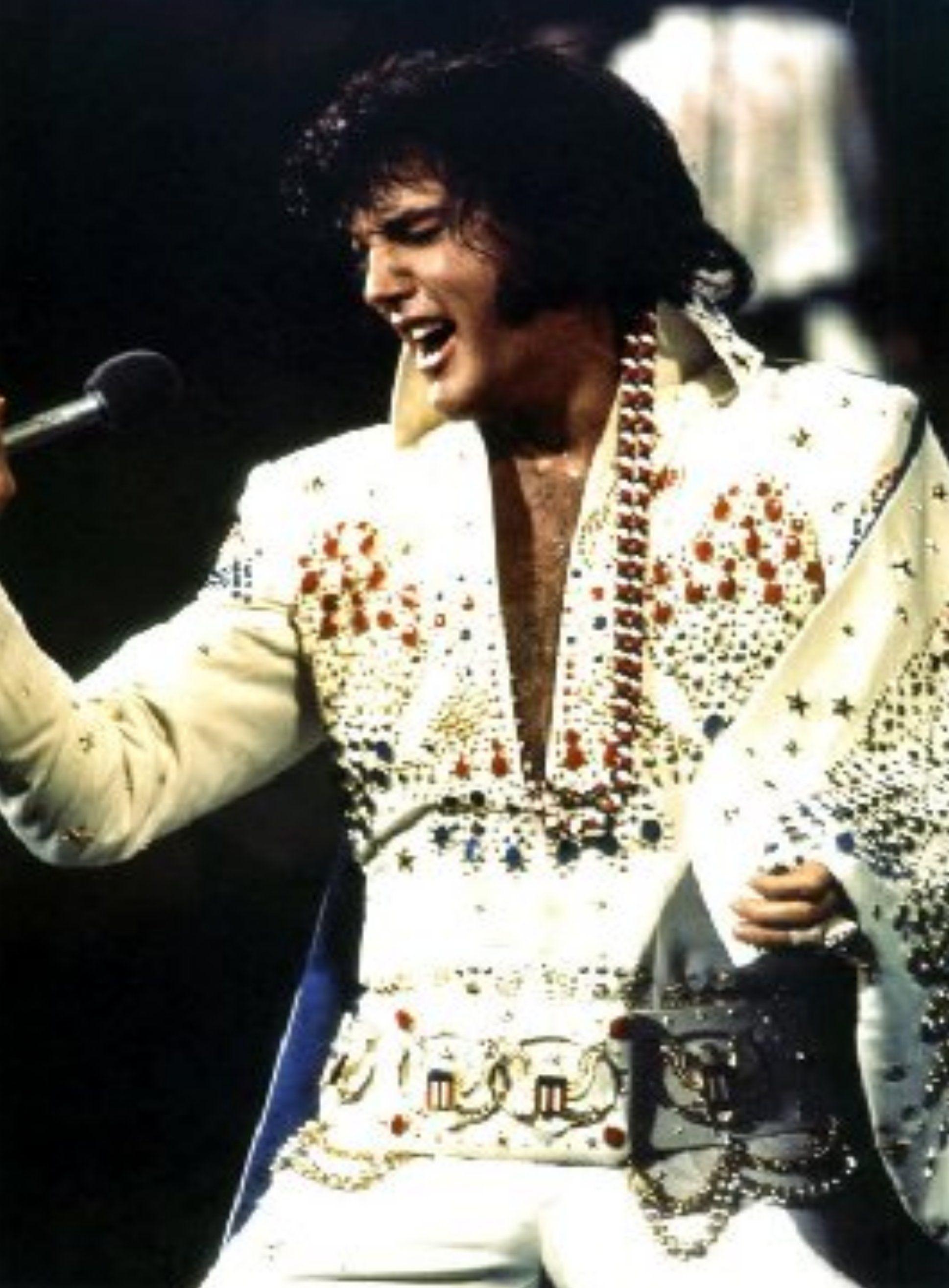 Generated Pic Of Elvis
