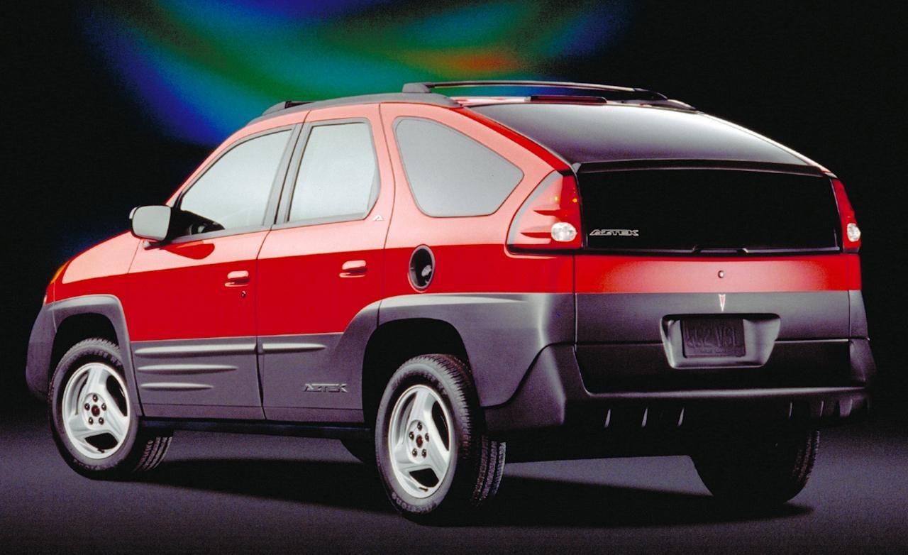 Ugly cars pontiac aztek edition 17 photos pontiac aztek cars and offroad