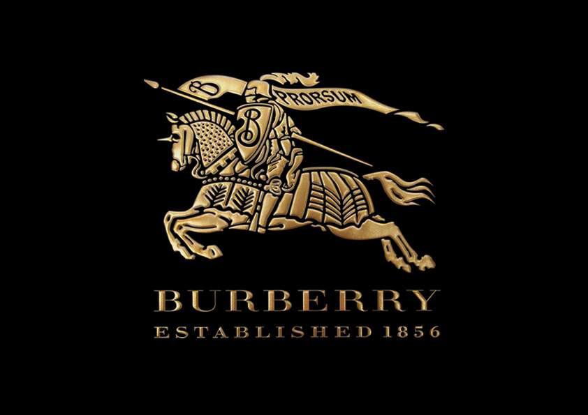 Burberry Live From Hyde Park Logo Mode Logos Burberry