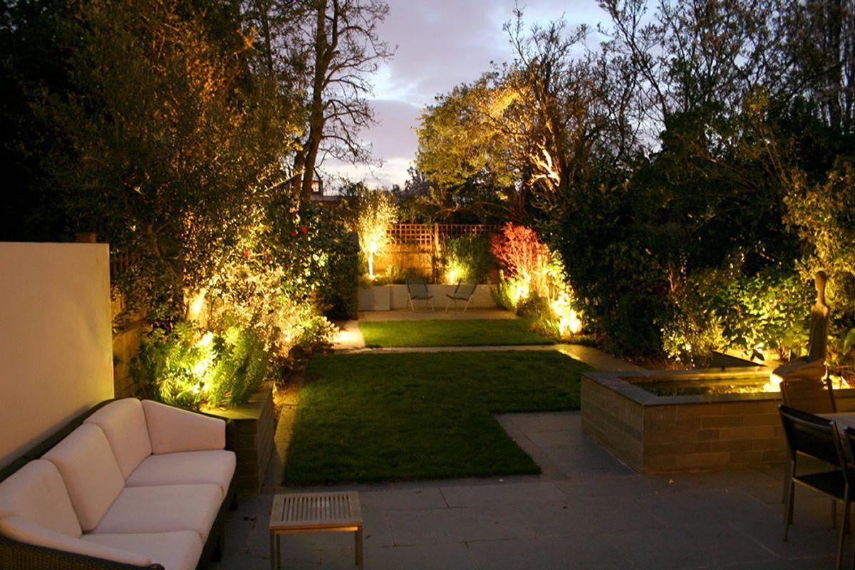 Garden Design 24 Barnes | Garden Designs 21 - 40 | Garden ...