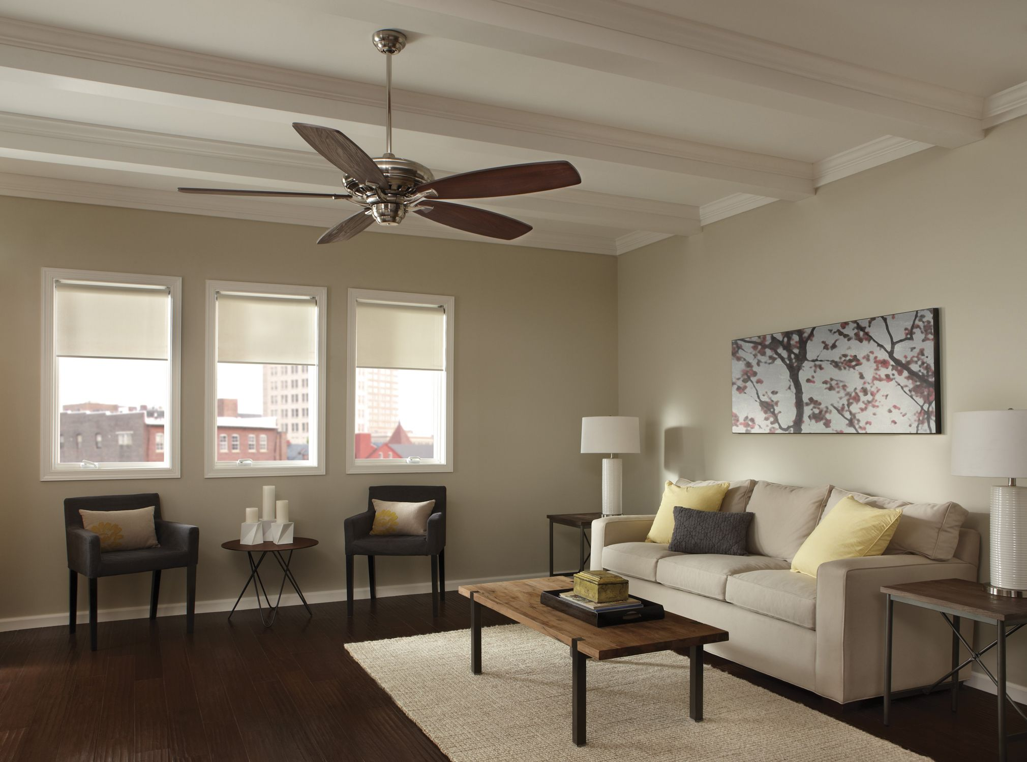 Maxima Collection by Monte Carlo Maxima Fan fan livingroom