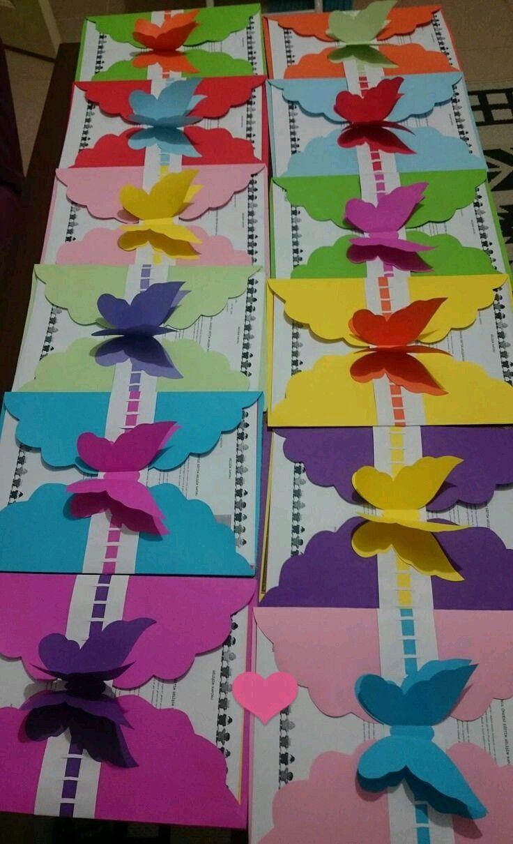 Insprate con el tema de mariposas para crear hermosas y originales