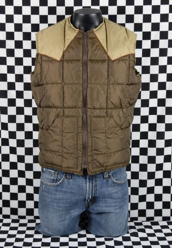 Super Cool Vintage Walls Blizzard Pruf Puffy Vest Condition