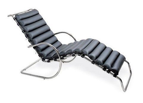 Mies Van Der Rohe Mr Chaise Lounge Mies Van Der Rohe Ludwig Mies Van Der Rohe Van Der Rohe