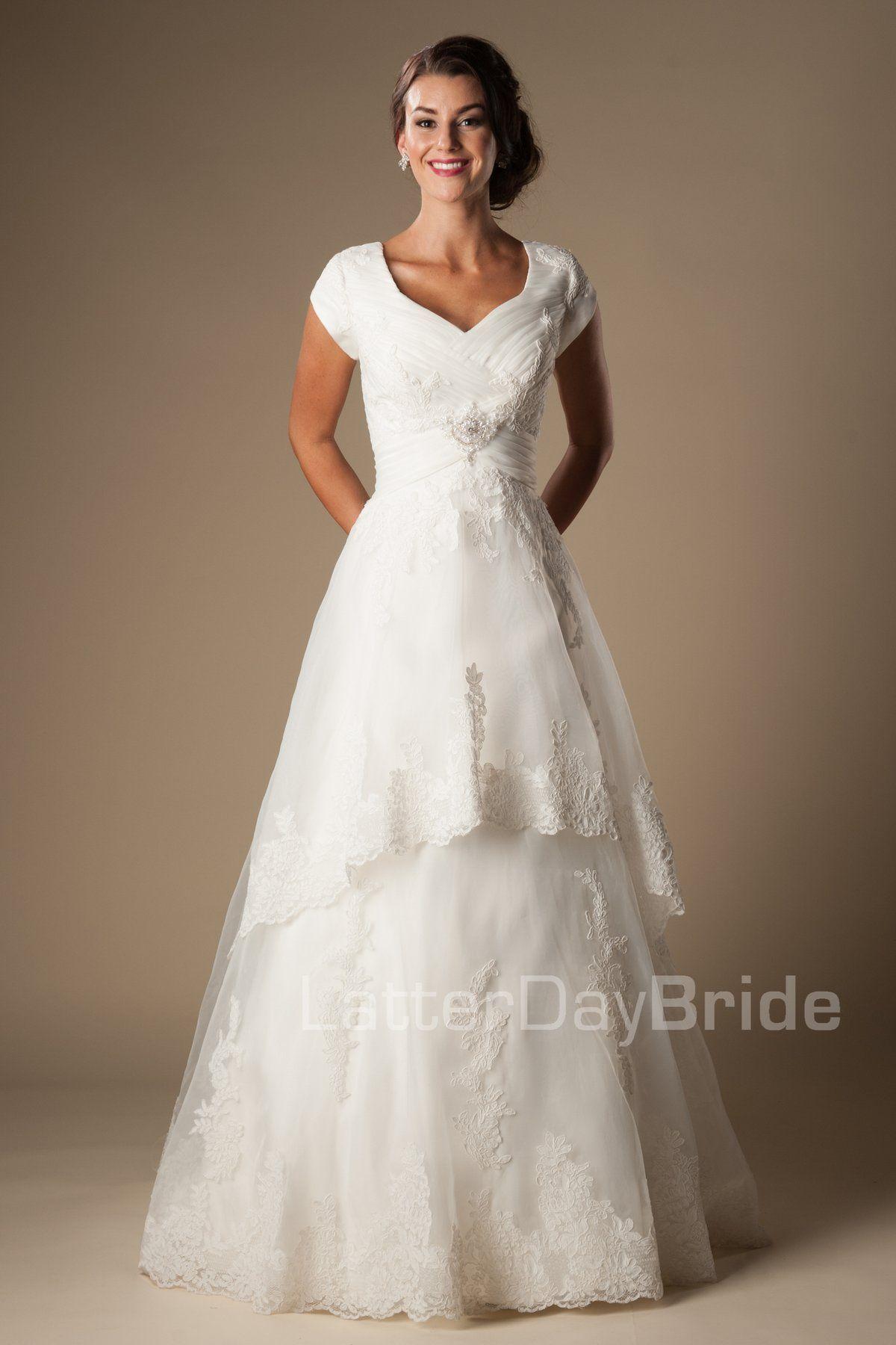 6489f82ff77 Constantine in 2019 | Wedding | Modest wedding dresses, Wedding ...