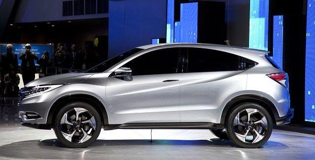 39+ Honda fit suv concept ideas