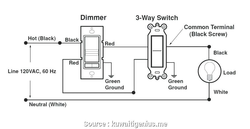 Wiring Diagram For 3 Way Switch With 4 Lights - bookingritzcarlton.info | 3  way switch wiring, Light switch wiring, Dimmer light switch | 120vac Led Lights 3 Wire Diagram |  | Pinterest