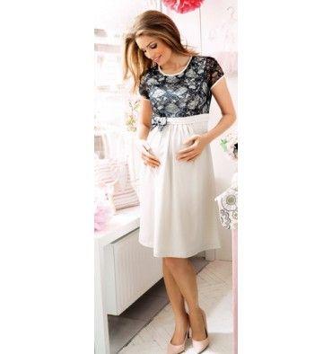 Robe cocktail pour mariage femme enceinte