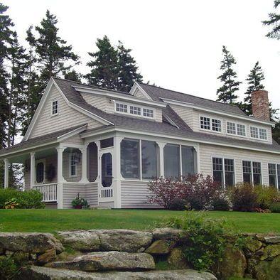 Fred Hahn Residential Designer Traditional Exterior