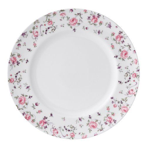 Royal Albert Rose Confetti Modern Casual Dinner Plates by Royal Albert. $13.99. Dimensions  sc 1 st  Pinterest & Royal Albert Rose Confetti Modern Casual Dinner Plates by Royal ...