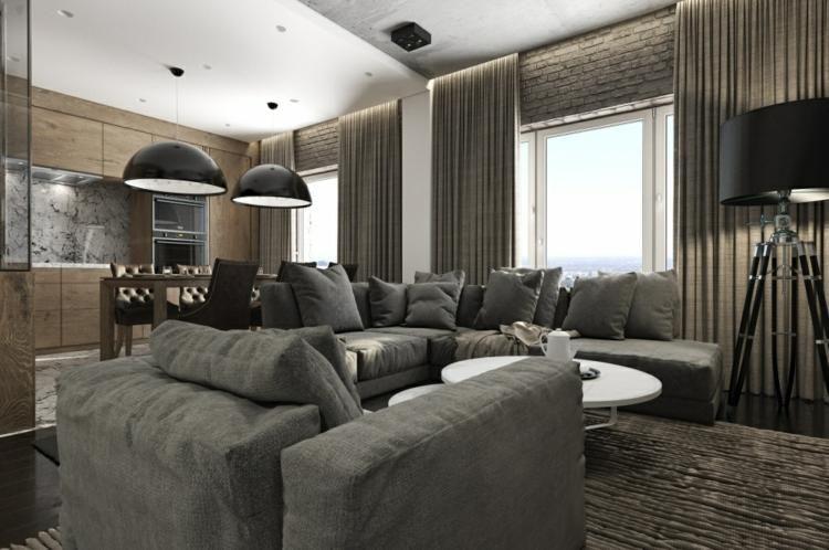 Beleuchtung effektives und funktionelles Design für jedes Interieur