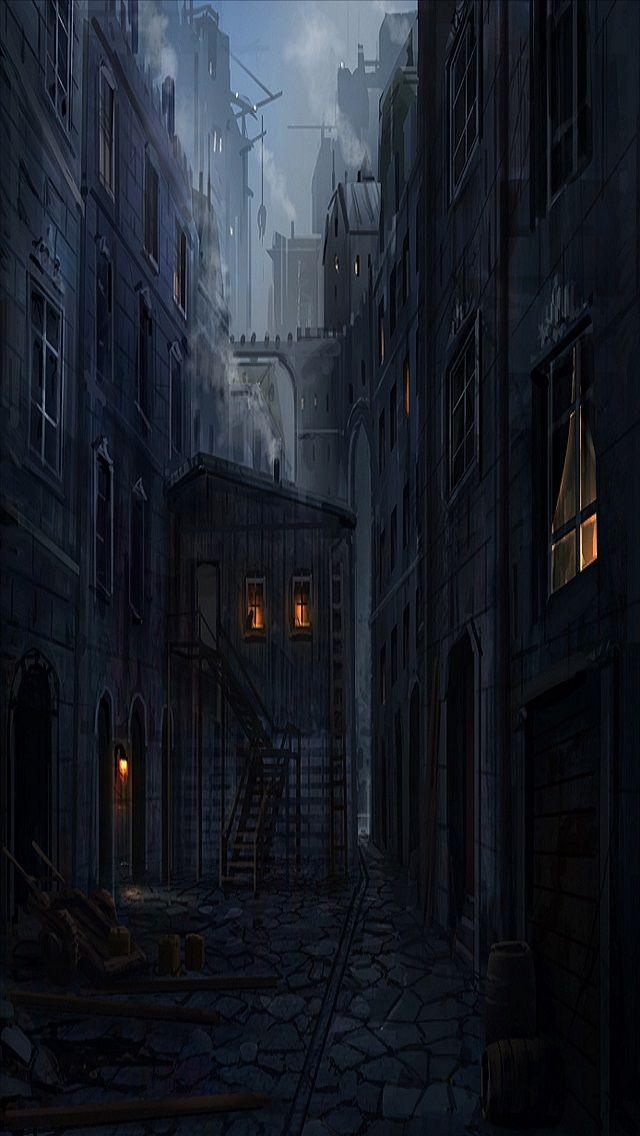 Ext Dark Alleyway Small Episodeinteractive Episode Size 640 X