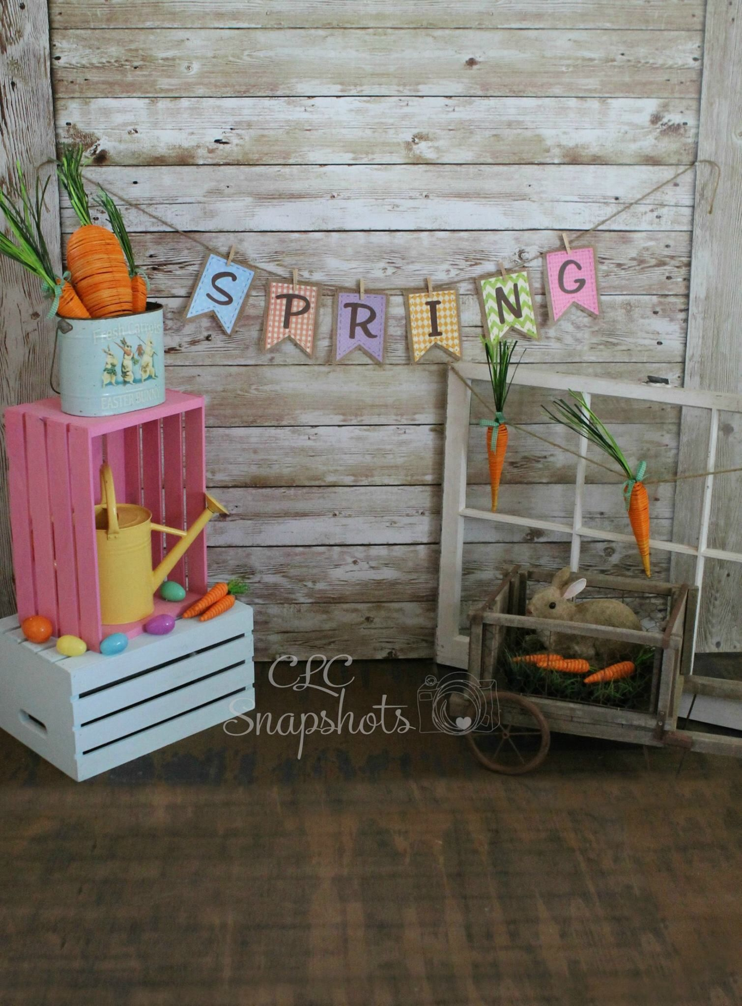 Spring Mini Session Use Easter Banner Instead Of