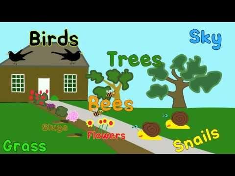 In the Garden Song [HD]   Theme: Garden   Pinterest   Songs, Music ...
