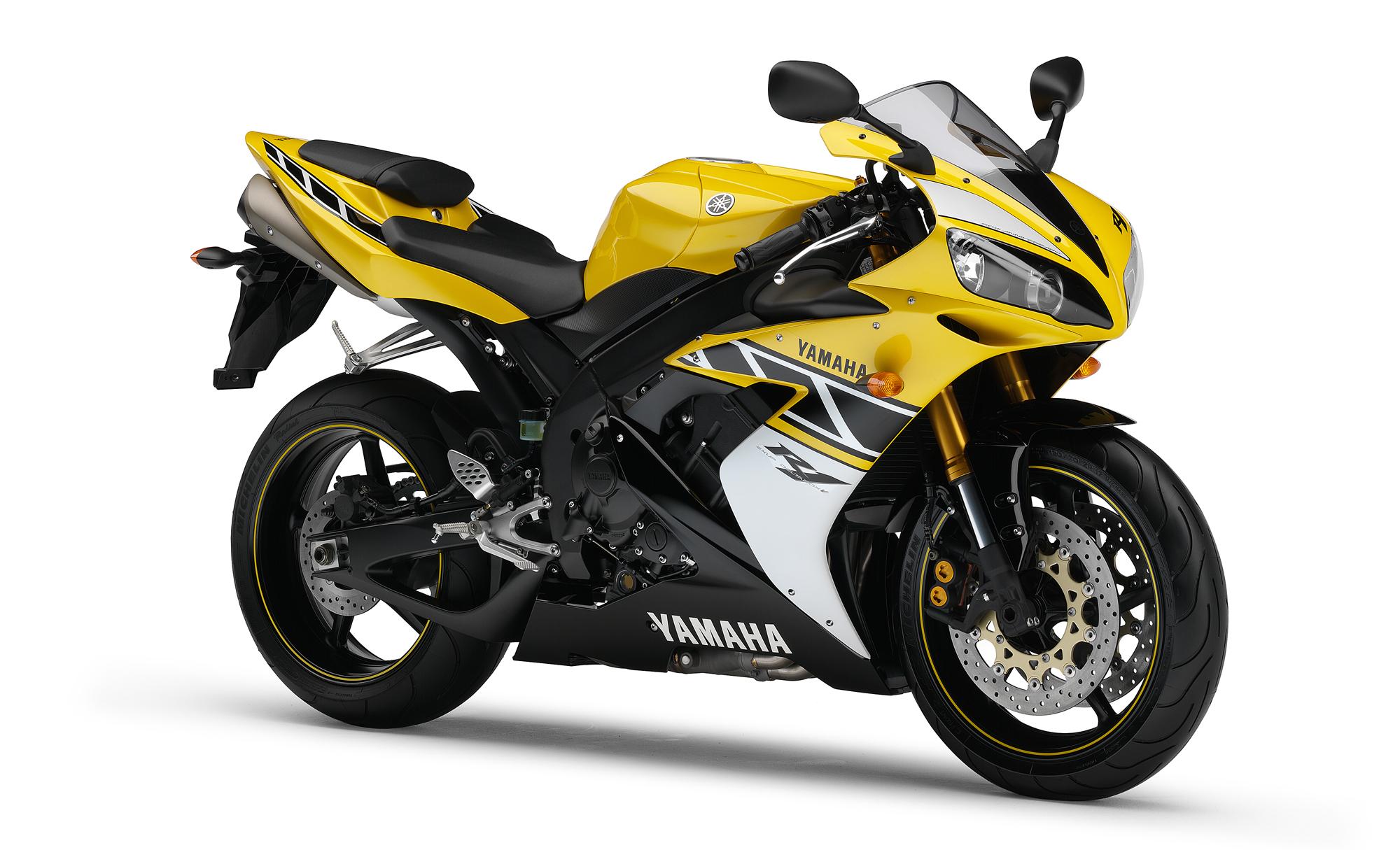 2006 R1 Extreme Yellow Ryc1 Yamaha Yzf Super Bikes Yamaha Yzf R1