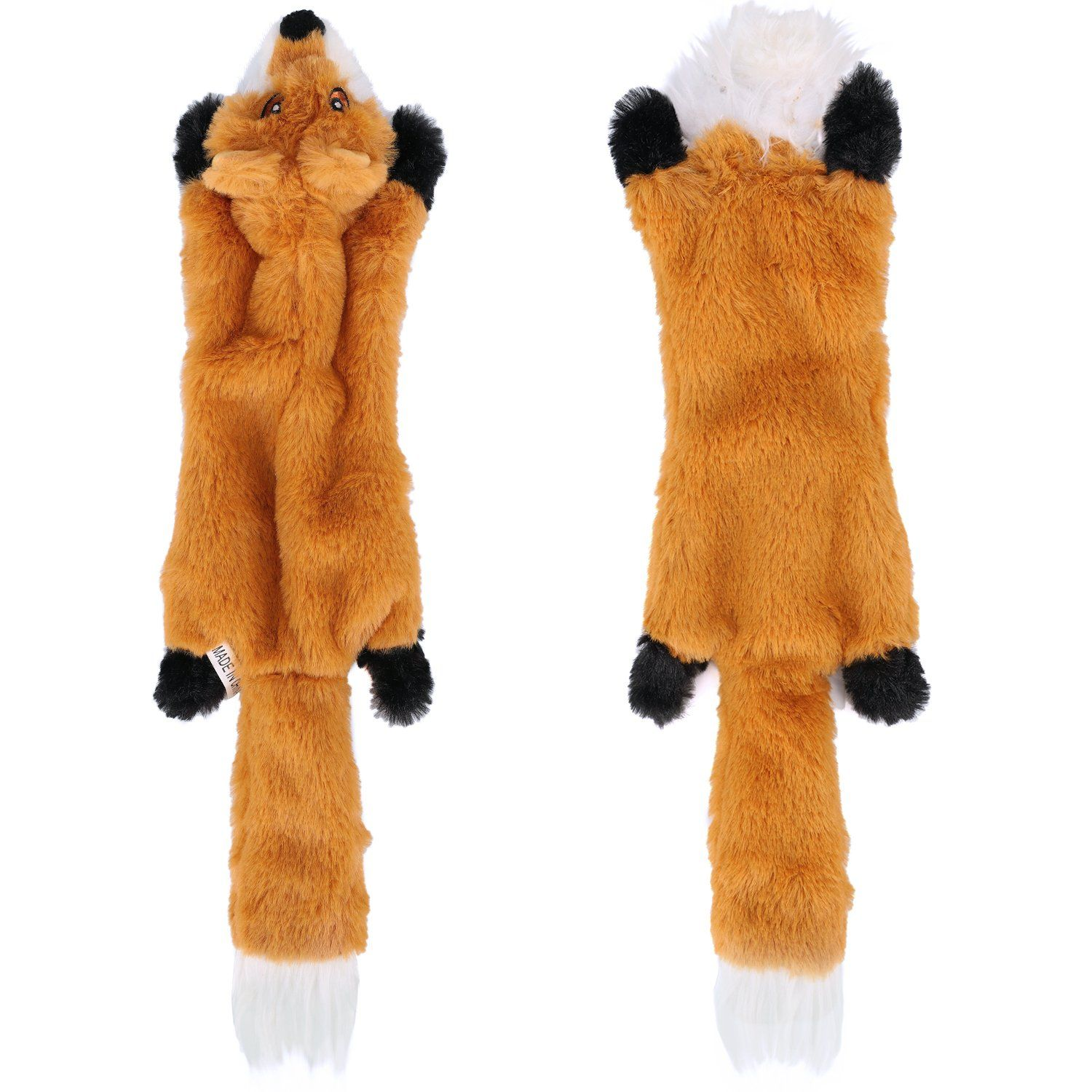 Cccompany Stuffless Dog Toys For Aggressive Chewer Durable