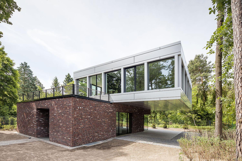 Galería de Villa en Potsdam / Tchoban Voss Architekten - 1 | Pinterest