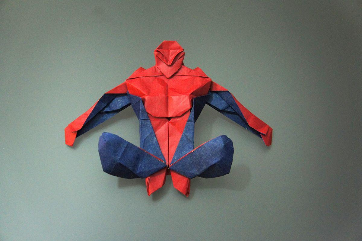 29 Marvel Ous Origami Superheroes In 2020 Origami Art Origami Paper Crafts Origami