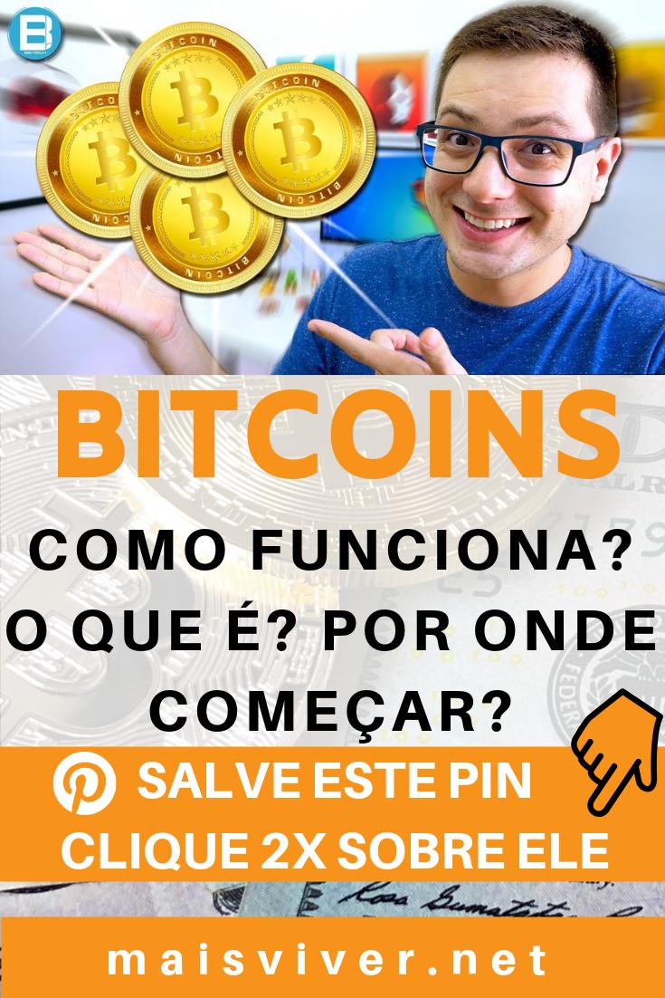 O que é Bitcoin e como funciona? Guia completo