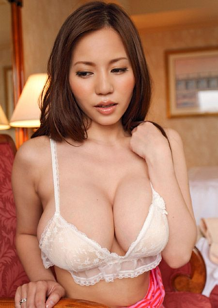 Asian breast busty
