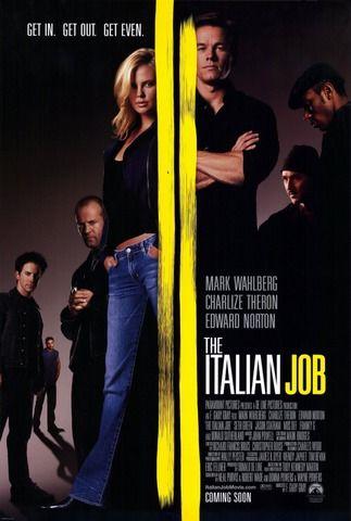 The Italian Job The Italian Job Good Movies Movies Worth Watching