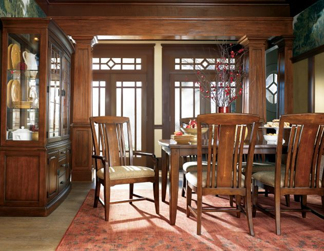Dining Rooms American Revival Havertys Furniture Home Decor