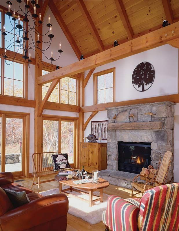 barn home and barn house plans photo gallery | davis frame company