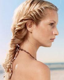 Double Dutch Fishtail Braids | Missy Sue #hair #braids