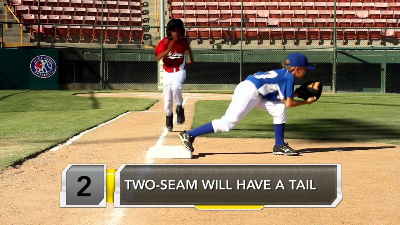 Four Seam Grip (With images) Little league, Sports