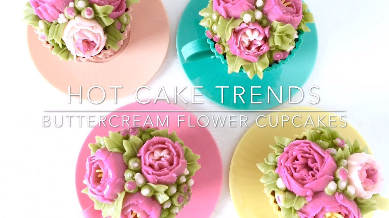Learn Some Really Hot Cake Trends In This Step By Step Video